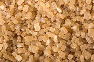 Las ventajas de azúcar sin procesar