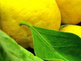 Limón es bueno para el acné?