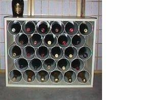 Hacer su propio vino Bastidores