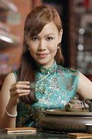 Vestidos chinos de la década de 1930