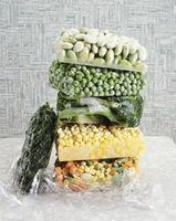 ¿Qué verduras se puede congelar?
