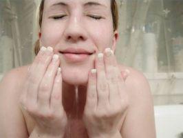 Hacer las yemas de huevo de Trabajo para el acné?