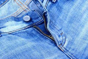 Los efectos de la ropa de la cremallera