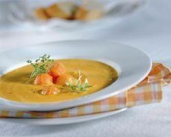 Cómo utilizar Puré de verduras para hacer sopa