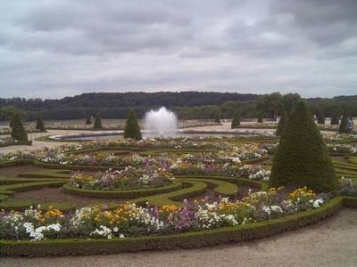 Recorridos por el castillo de Versalles