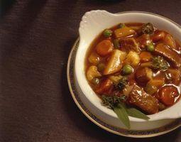¿Se puede cocinar en una olla de cocción lenta que es menos de la mitad?