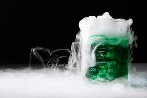 Almacenamiento de alimentos con hielo seco