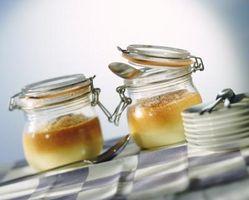 Cómo Jar grandes lotes de salsa holandesa