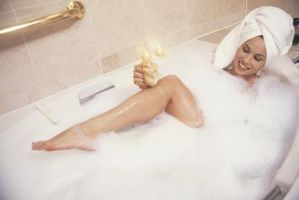 Cómo hacer los mejores baños de burbujas
