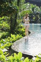 Florida Hoteles Con Piscinas de jardín
