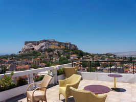 Hoteles de 4 estrellas cerca de la Acrópolis