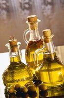 Las fuentes de lisina en aceites