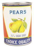 Cómo Can peras frescas