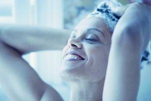 Casera del cuero cabelludo Crema hidratante