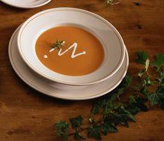Lo licor puedo poner en la zanahoria y jengibre sopa?