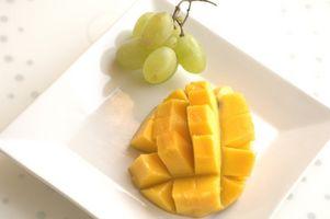 Cómo pelar y cortar un mango