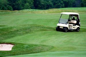 Florida campos de golf con acampar de rv