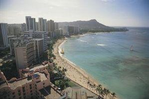 ¿Cómo saber qué lugares populares para visitar en Honolulu, Hawaii