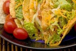 Condimento para las setas en Tacos