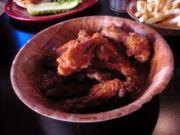 Cómo Estación alitas de pollo