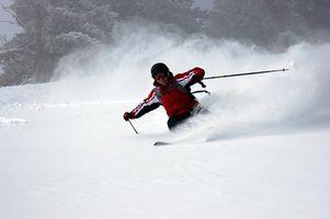 Familia estaciones de esquí en Italia