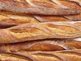 ¿Cómo es el pan de harina diferente de harina común o la torta de harina?
