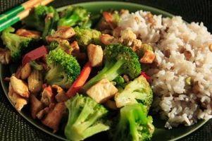 Planificación de las comidas para los vegetarianos