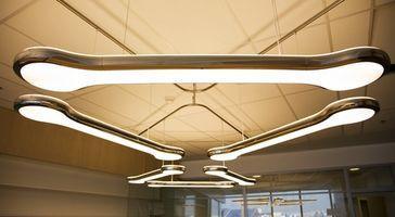 Vs. T5 T8 luces fluorescentes
