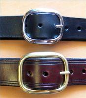El modo de cierre de una hebilla de cinturón