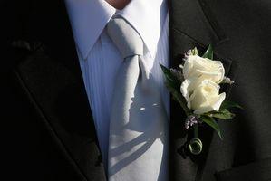 Cómo tomar medidas para un traje de los hombres
