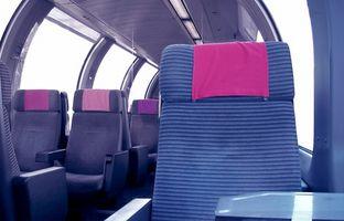 Cómo reservar viaje del tren