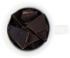 ¿Cómo se hace el chocolate oscuro?