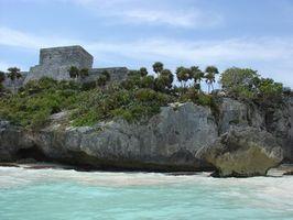 Tours ruina maya en Cancún