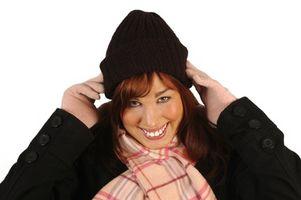 Cómo mostrar al por menor sombreros, guantes y bufandas