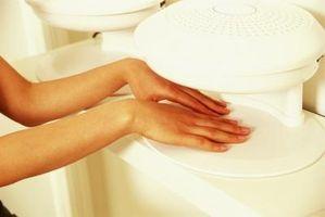 Cómo obtener Esmalte de uñas para secarse con rapidez