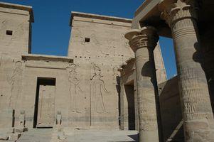 Monumentos de Nubia