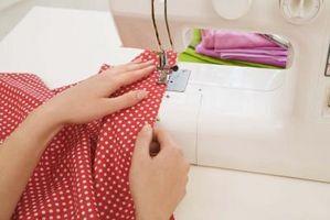 Cómo coser un conjunto de deslizamiento del borde cosido de punto suéter de la manga