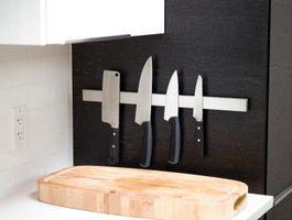 Cómo afilar cuchillos franceses