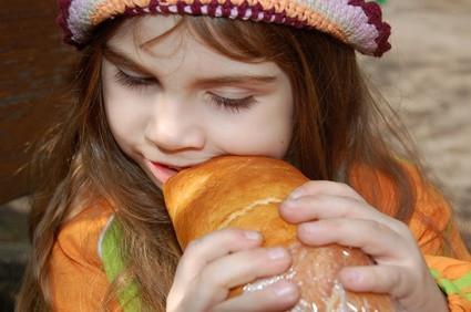 Las comidas creativas para niños