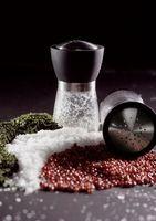 Diferencia entre Kosher sal y la sal del mar