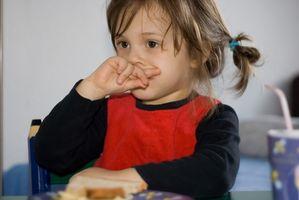 Ideas para el menú de almuerzo para los niños