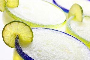 Cómo hacer un sin alcohol Margarita