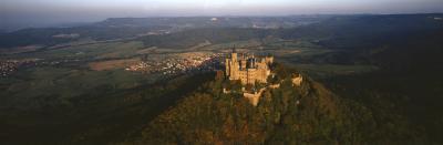 Alemanes del castillo Tours en el Bosque Negro
