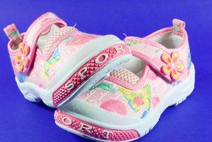 Cómo personalizar Nike Zapatos para niños