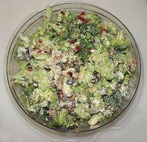 Cómo hacer que mi favorita ensalada de brócoli