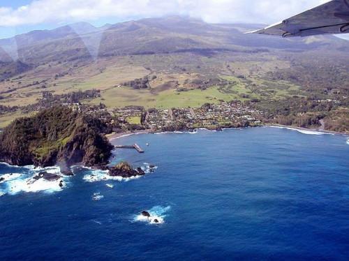 Hana, Maui Historia