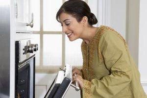 Cómo ajustar los tiempos de cocción y la temperatura del horno de 400 a 475 grados