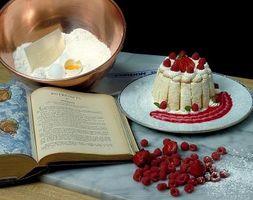 La diferencia entre la harina y torta de harina