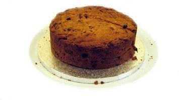 Cómo hacer un pastel en un horno de microondas