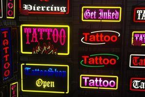 Cómo elegir un diseño del tatuaje